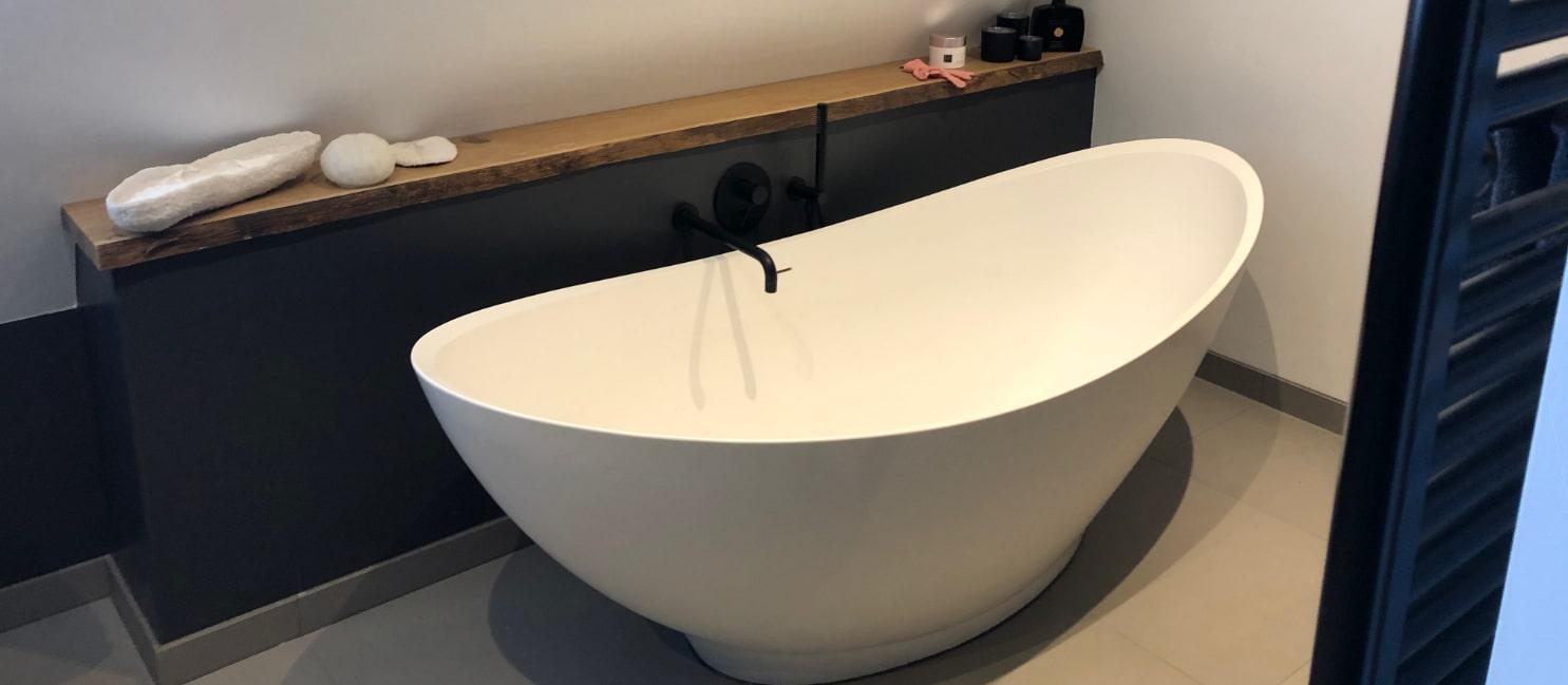 Foto van een badkuip